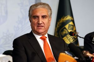 Pakistan for talks with India on equality: Shah Mehmood Qureshi