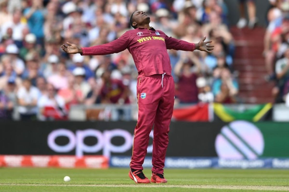Sheldon Cottrell, West Indies vs Ireland ODI Series 2020, West Indies vs Ireland 2nd ODI 2020, WI vs IRE