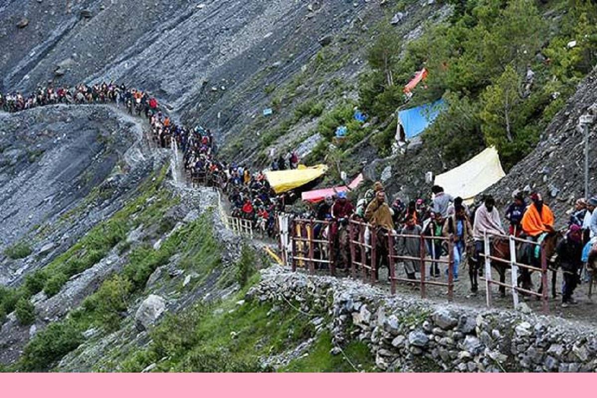 Amarnath pilgrimage, Jammu, CRPF, NDRF, Amarnath, Satya Pal Malik