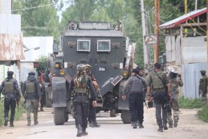 One terrorist killed in Sopore gunfight