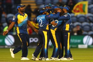 Sri Lanka beat Afghanistan by 34 runs in rain-affected World Cup match