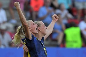 FIFA Women's World Cup 2019: Sweden beat Germany 2-1, enter semis