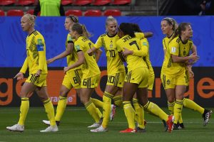 FIFA Women's World Cup 2019: Sweden beat weather, Chile 2-0
