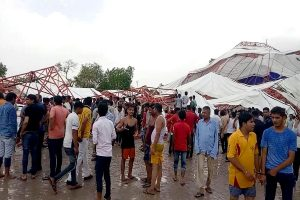 15 dead, 26 injured after tent collapses at religious event in Rajasthan; Modi, Gehlot express grief