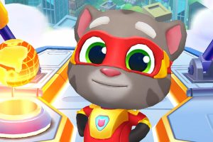 Outfit7's Talking Tom Hero Dash game launched