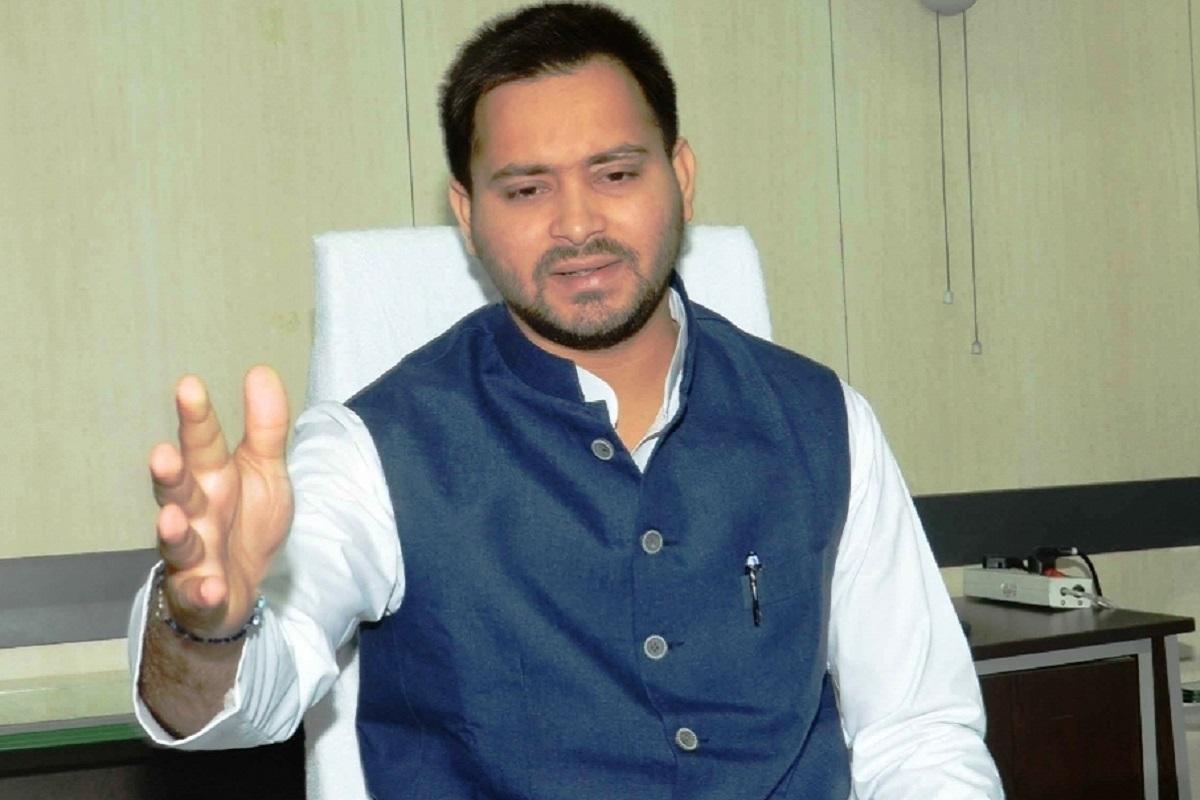Tejashwi Yadav, Patna, Rashtriya Janata Dal, RJD, Bihar, Lok Sabha