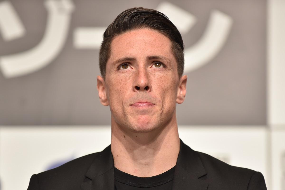 Fernando Torres, Spanish striker, Football, Sagan Tosu