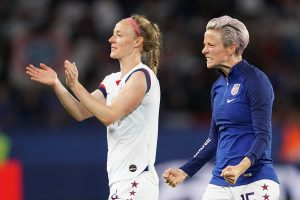 FIFA Women's World Cup 2019: US beat France to enter semifinals