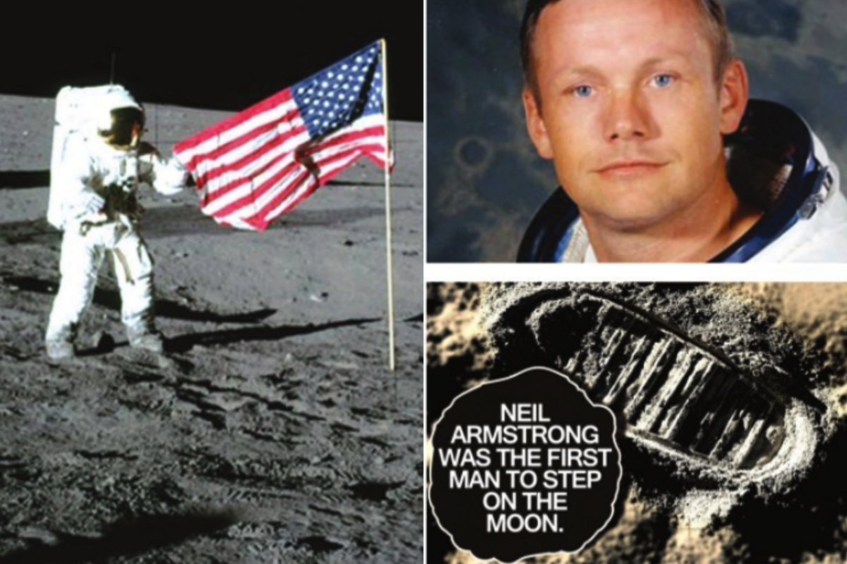 Apollo 50th anniversary celebration, Apollo programme, Neil Armstrong, Buzz Aldrin, Nasa, Michael Collins, astronaut