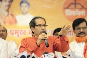 Strongly believe Ram temple will be constructed at earliest: Uddhav Thackeray in Ayodhya