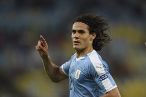 Copa America 2019: Late Cavani strike sinks Chile as Uruguay win 1-0