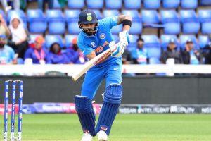 Virat Kohli hurts thumb in training, no official word yet