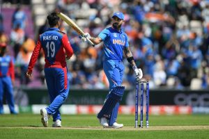 ICC Cricket World Cup 2019: Afghanistan restrict India to 224