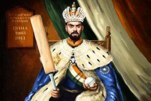 ICC posts illustration of Virat Kohli on throne, fans unhappy