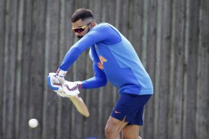 Be patient while learning something new: Virat Kohli after 3 years of powerlifting exercise