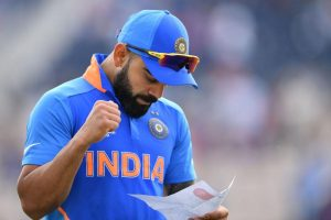 ICC Cricket World Cup 2019: India opt to bat against Afghanistan