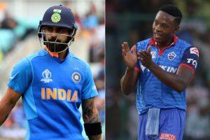 Kagiso Rabada calls Virat Kohli immature, says Indian captain cannot take abuses