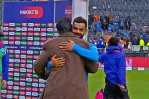 Virat Kohli has changed the face of Indian cricket: Ranveer Singh