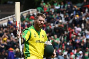ICC Cricket World Cup 2019: Warner's ton steers Australia to win