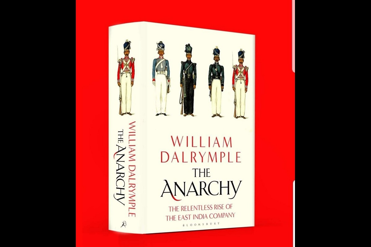 Dalrymple's book on East India Company launches in September this year