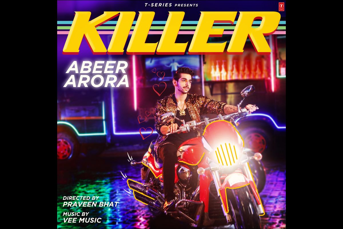 Punjabi singer Abeer Arora's Killer crosses 2 million subscribers on YouTube in 2 days