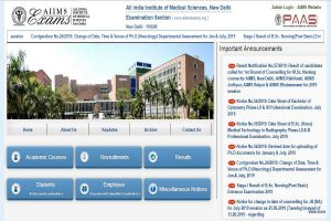 AIIMS MBBS results 2019 to be declared tomorrow at aiimsexams.org | Here's how to check results