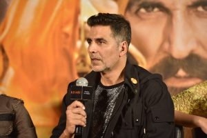 When Akshay Kumar 'shot' at fight master of 'Sooryavanshi'