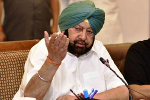 Don't blame Punjab for pollution in Delhi: CM Amarinder Singh