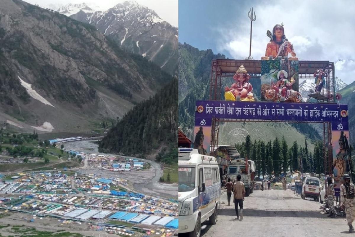Amarnath, Jammu, Kashmir, Jammu-Srinagar Highway, CRPF, Jammu and Kashmir