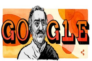 Google Doodle remembers bollywood's favourite villain Amrish Puri on his 87th birth anniversary