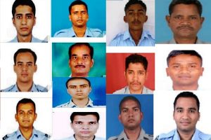 Nation salutes 13 air warriors on board ill-fated AN-32 aircraft