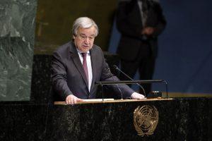 UN condemns oil tankers attack in Gulf of Oman
