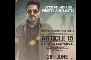 Article 15's Shuru Karein Kya is the rap song India needs right now
