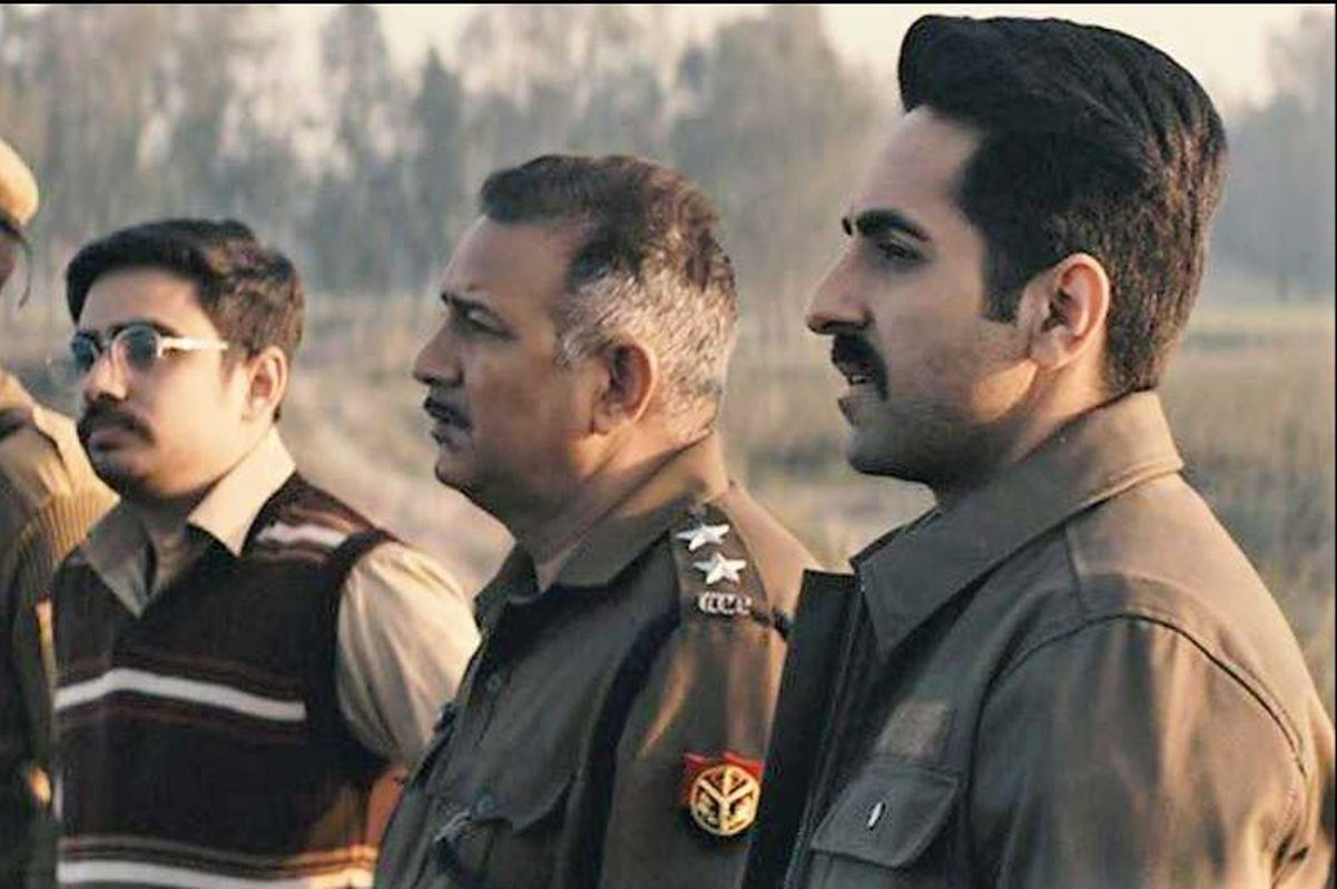 Article 15 Movie Review: Thriller in the heart of heartland
