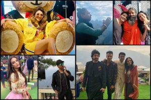 From Katrina Kaif to Ramdev, high-profile guests at Auli wedding