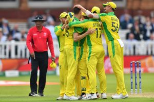 ICC Cricket World Cup 2019: Bowlers steer Aussies to comfortable win; secure place in semis