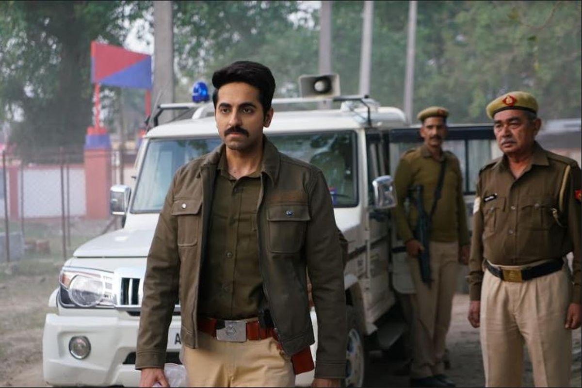 Ayushmann Khurrana wishes to visit Parliament, see first manuscript of Constitution of India