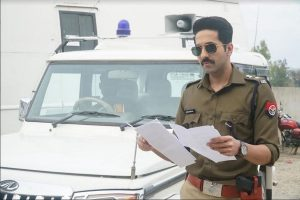 Ayushmann Khurrana wrapped up Article 15 in 30 days