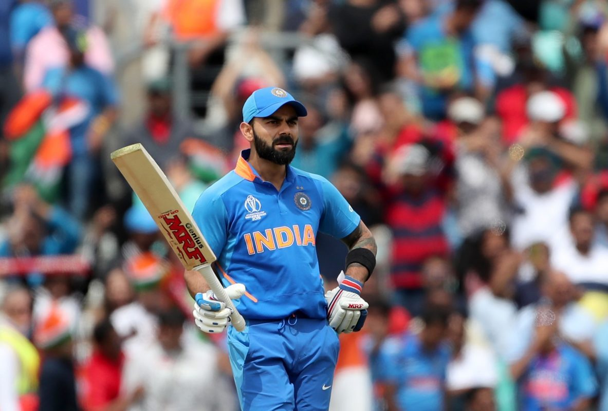 Virat Kohli only cricketer in Forbes 2019 list of highest-paid athletes