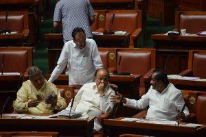 Karnataka Congress MLA Roshan Baig suspended for 'anti-party' activities