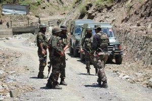 Pakistani terrorist belonging to JeM gunned down in Baramulla