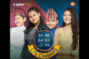 Nagpur's Sugandha Date wins Sa Re Ga Ma Pa Li'l Champs