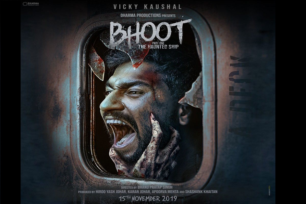 Bhoot: Part One -The Haunted Ship , Bhoot, Vicky Kaushal, Bhumi Pednekar, Bhanu Pratap Singh, Shashank Khaitan, RGV, Ram Gopal Varma, Dharma Productions