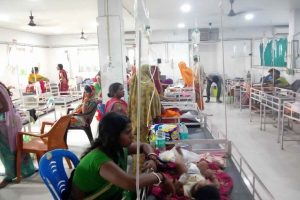 57 children die of Acute Encephalitis Syndrome in Bihar; Centre assures all support