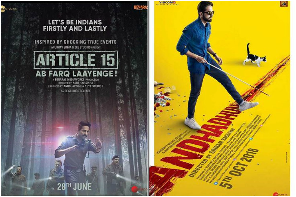 box office, Article 15, Taran Adarsh, Ayushmann Khurrana, Anubhav Sinha, Badhaai Ho, Mohammed Zeeshan Ayyub, Kumud Mishra, Manoj Pahwa, Sayani Gupta, Isha Talwar
