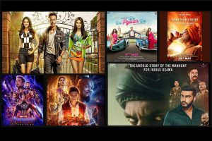 Hollywood films fare better than Bollywood at box office in June 2019