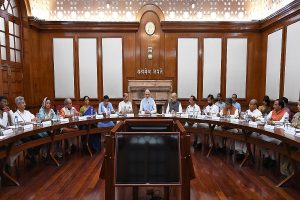 'Reach office on time': PM Modi instructs Council of Ministers in first meet