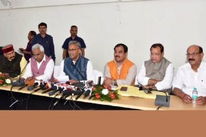 Uttarakhand cabinet meets at Pauri, discusses ways to solve migration problem
