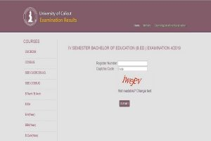 Calicut University B.Ed results 2019 declared at uoc.ac.in | Direct link to check results here