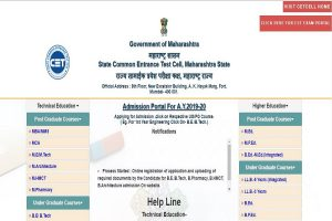 MAH-LLB (3 years) CET results 2019 declared at cetcell.mahacet.org | Direct link to PDF here